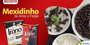 Receita Mexidinho de arroz com feijão